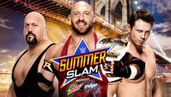 SS 15 Ryback v The Big Show v The Miz