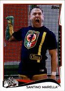 2014 WWE (Topps) Santino Marella 44