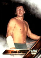 2016 WWE (Topps) Then, Now, Forever Cowboy Bob Orton 160