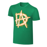 Dean Ambrose This Lunatic Runs the Asylum St. Patrick's Day T-Shirt