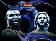 Shelton Benjamin vs Chris Jericho
