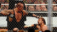 Undertaker vs triple h hell in a cell at wrestlemania 28