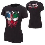 Alberto Del Rio The Rio Deal Women's Authentic T-Shirt