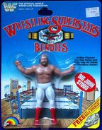 Big John Studd (WWF Wrestling Superstars Bendies)