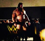 Braun Stowman - NXT