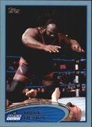 2012 WWE (Topps) Mark Henry 16