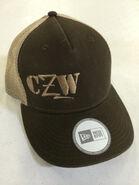 CZW Trucker Snap Back Hat