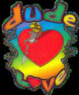Dudelove logo