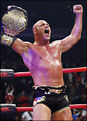 Kurt Angle TNA World Heavyweight