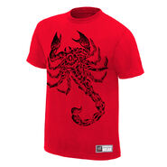 Sting Scorpion Red T-Shirt
