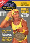 WCW Magazine - March 1995