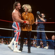 British Bulldog & Diana Hart