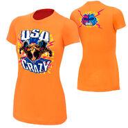 The Usos Uso Crazy Women's T-Shirt