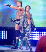 Enzo Amore & Colin Cassady 1