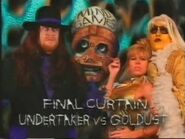 Undertaker vs Goldust