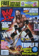 WWE Magazine Feb 2011