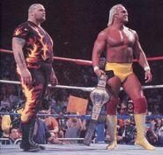 Hulk Hogan & Bam Bam Bigelow