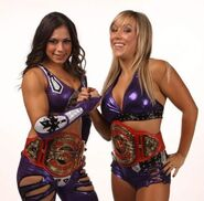 Sarita and Taylor Wilde