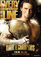 WWE NOC 2009