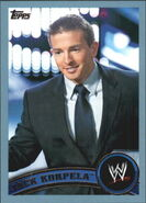 2011 WWE (Topps) Jack Korpela 26