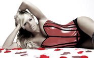 Kelly Kelly 2009 WWE Valentine's Day Shoot