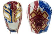 Rey Mysterio American Flag Replica Mask