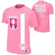 Santino Rise Above Cancer Shirt