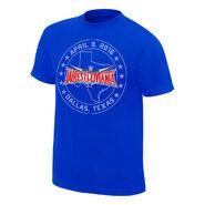 WrestleMania 32 Dallas, TX Youth T-Shirt