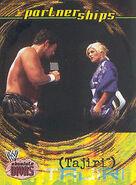 2002 WWE Absolute Divas (Fleer) Tajiri 54
