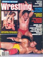 Sports Review Wrestling - June 1981