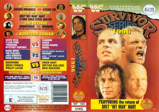 File:Survivor Series 1996 DVD.jpg