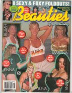 Beauties of Wrestling - June 1998