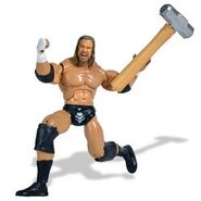 WWE Deluxe Aggression 5 Triple H