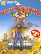 HIllbilly Jim (WWF Wrestling Superstars Bendies)