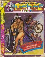 Sensacional de Luchas 307