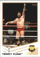 2013 WWE (Topps) Terry Funk 106