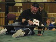 Bobby Blade with UWA Vixens Championship 4319