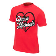 Shawn michaels shirt 1