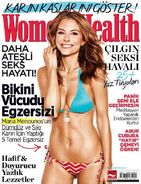 Women's Health - August 2013 (Turkey)