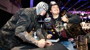 WrestleMania XXVII Axxess - Day 3 8