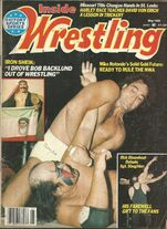 Inside Wrestling - May 1984