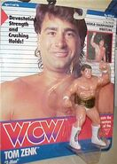 Tom Zenk (WCW Galoob)