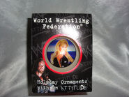 1998 WWF Sable Ornament