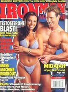 Ironman Magazine - July 2000