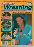 New Wave Wrestling - December 1992