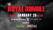 RR 15 Royal Rumble Match