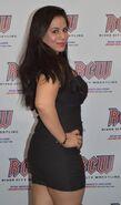 Karina Enriquez at an RCW event - 10154507 6