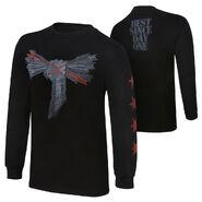 CM Punk Best Since Day One Long Sleeve T-Shirt