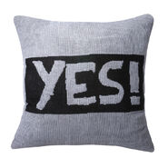 Daniel Bryan YES! Throw Pillow