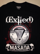 Masada The All Seeing T-Shirt